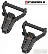 """MAGPUL MAG541 2-PACK PARACLIP Clip-Style SLING Attachment Points 1-1.25"""""""