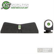 XS DXT Big Dot Night Sights GLOCK 17 19 22-24 26 27 31-36 38 GL-0001S-5
