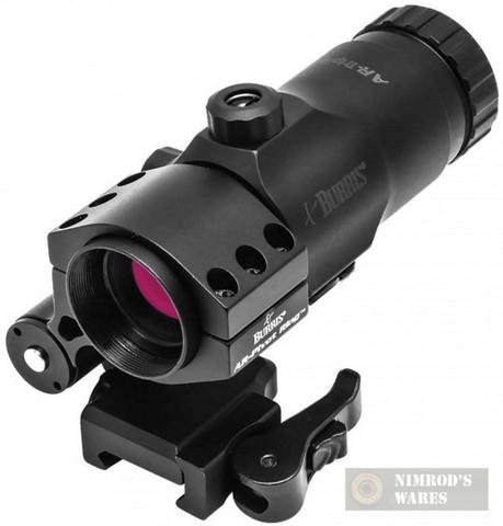 BURRIS 3x Tripler Magnifier + Pivot Ring SET .223 5.56 300216