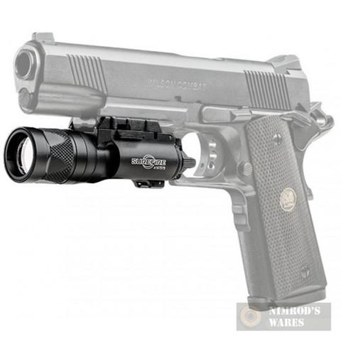 Surefire X300V LED Infrared / White WeaponLIGHT 350 Lumens X300V-B