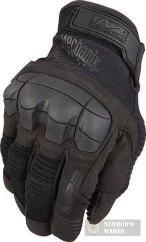 Mechanix Wear M-Pact 3 Covert Tactical GLOVES BLK LG MP3-55-010