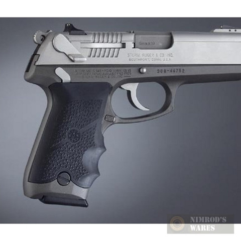 HOGUE Ruger P93 P94 P944 GRIP Black 94000