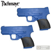 Pachmayr SPRINGFIELD XDS Tactical Grip Glove Sleeve 2-PACK 05178