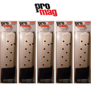 ProMag 1911 GOVERNMENT .45 ACP 10 Round MAGAZINE 5-PACK COL04N