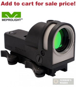 MEPRO M21 REFLEX SIGHT Self-Powered Day/Night Triangle Reticle M21T - Add to cart for sale price!