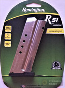 REMINGTON R51 9mm 7 Round Steel MAGAZINE 17696