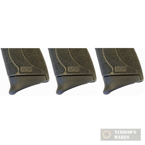 Pearce Grip S&W M&P Shield 45 .45ACP GRIP Extension 3-PACK PG-MPS45