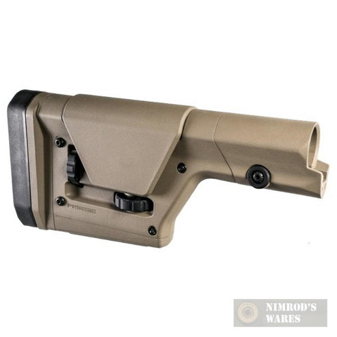 MAGPUL PRS Gen3 Precision-Adjustable STOCK AR15 AR10 MAG672-FDE