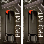 Walther PPQ M1 Classic 9MM 10 Round Magazine 2-PACK 2796406