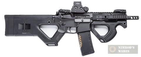 "HERA Arms CQR ""Featureless"" Buttstock CA-Version AR15/M4 BLACK HERA12.12CA"