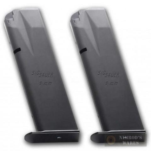 SIG SAUER P226 P226R 9mm 15 Round Magazine MAG-226-9-15OEM