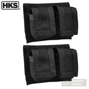 HKS 100B Universal Speedloader POUCH Cordura BLACK 2-PACK