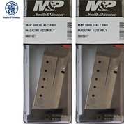 S&W Smith & Wesson M&P 45 SHIELD .45 ACP 7 Round MAGAZINE 2-PACK 3005567