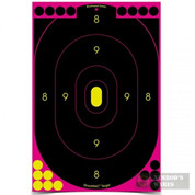 "Birchwood Shoot•N•C Reactive TARGETS 12-pk 12""x18"" 34637"