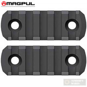 MAGPUL M-LOK Rail Section 5 SLOTS for Hand Guard/Forend MAG581 2-PACK