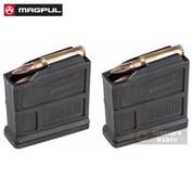MAGPUL 7.62 x 51mm AICS Short Action 5 Round Magazine 2-PACK MAG549-BLK