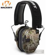 WALKER RAZOR SLIM Low Profile EARMUFFS NRR 23dB KRYPTEK GWP-RSEM-KPT