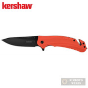 KERSHAW Barricade Rescue KNIFE + GlassBreaker + Cord Cutter 8650