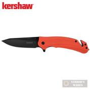 KERSHAW Barricade Rescue KNIFE + GlassBreaker + Cord Cutter 8650