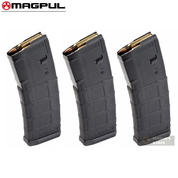 MAGPUL PMAG 30 GEN M2 MOE 5.56 .223 AR15 M4 Magazine 3-PACK MAG571-BLK