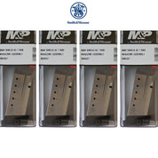 S&W Smith & Wesson M&P 45 SHIELD .45 ACP 7 Round MAGAZINE 4-PACK 3005567