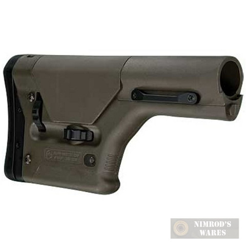 MAGPUL PRS Precision-Adjustable Sniper STOCK AR15 M16 MAG307-ODG