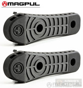 MAGPUL Enhanced Rubber Butt-Pad Recoil Reducing Pad MAG317-BLK 2-PACK