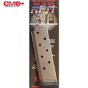 Chip McCormick 1911 .45 ACP 8 Round RAILED POWER MAGAZINE 17130
