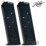 KIMBER 1911 .45 ACP 8 Round Full-Length MAGAZINE 1000089A 2-PACK