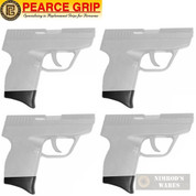 Pearce Grip PG-TCP Taurus TCP .380ACP Grip Extension 4-PACK Add Grip