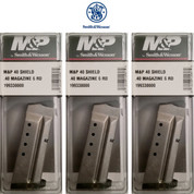 S&W Smith & Wesson M&P Shield .40SW 6 Round Magazine 3-PACK 19933
