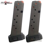 Hi-Point 4595 JHP45 .45 ACP 9 Round MAGAZINE 2-PACK CLP45P