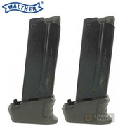 WALTHER PPS 9mm 8 Round MAGAZINE 2-PACK 2796601