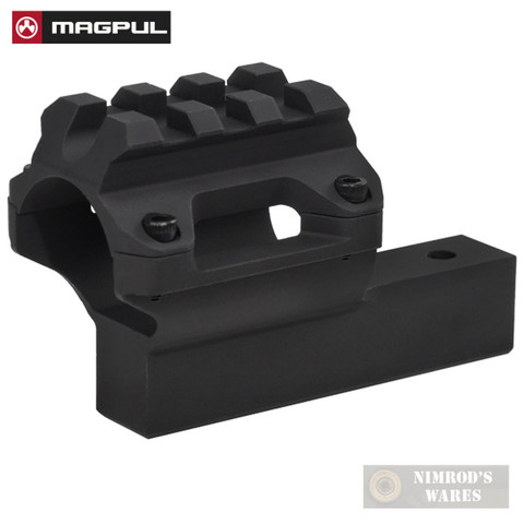 MAGPUL Backpacker Optic MOUNT for X-22 Ruger 10/22 Takedown Stock MAG799-BLK