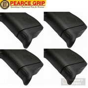 "Pearce Grip GLOCK 42 G42 Grip Extension 4-PACK Adds 3/4"" Grip PG-42"