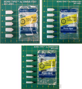 Swab-Its BORE-TIPS 3-PACK .22 .223 9mm .45  41-2201 41-0901 41-4501