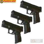Pearce Grip PG-XDM Springfield XDM Compact Ser. Grip Extension 3-PACK