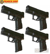 Pearce Grip PG-XDM Springfield XDM Compact Ser. Grip Extension 4-PACK