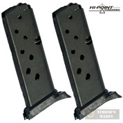 Hi-Point C9 916 CF380 9mm .380 ACP 8 Round MAGAZINE 2-PACK CLP9C