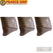 "Pearce Grip PG-XD45 Springfield XD45 Extension 3-PACK Add 5/8"" Grip"