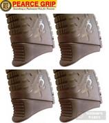 "Pearce Grip PG-XD45 Springfield XD45 Extension 4-PACK Add 5/8"" Grip"