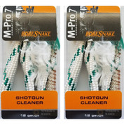Hoppe's M-Pro 7 12GA Shotgun Bore Cleaner 2-PACK 24035M