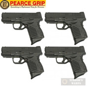 Pearce Grip PG-XDS Springfield XDS XDE XDS MOD2 Grip Extension 4-PACK 5/8""