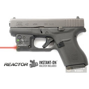 VIRIDIAN Reactor 5 LASER SIGHT for GLOCK 42 G42 + HOLSTER R5-R-G42