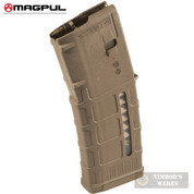 MAGPUL PMAG 30 AR/M4 Gen M3 5.56X45mm MAGAZINE (Window) Medium Coyote Tan MAG556-MCT