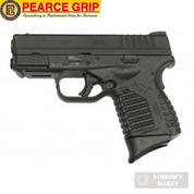 Pearce Grip PG-XDS Springfield XDS XDE XDS MOD2 Grip Extension 5/8""