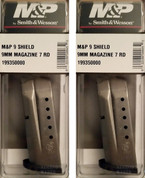 S&W M&P 9 Shield 9mm 7Rd Magazine 19935