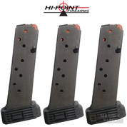 Hi-Point 4595 JHP45 .45 ACP 9 Round MAGAZINE 3-PACK CLP45P