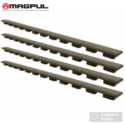 "MAGPUL M-LOK Rail Cover Type 1 FOUR (4) x 9.5"" Covers MAG602-ODG"