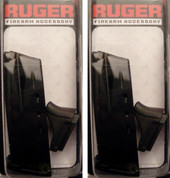 RUGER 90368 SR40c 40S&W 9Rd Magazine w/ Ext. 2-PACK